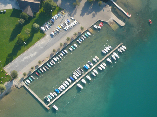 port de Doussard