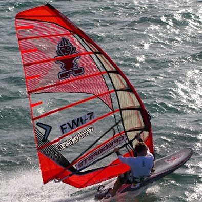 planche windsurf doussard